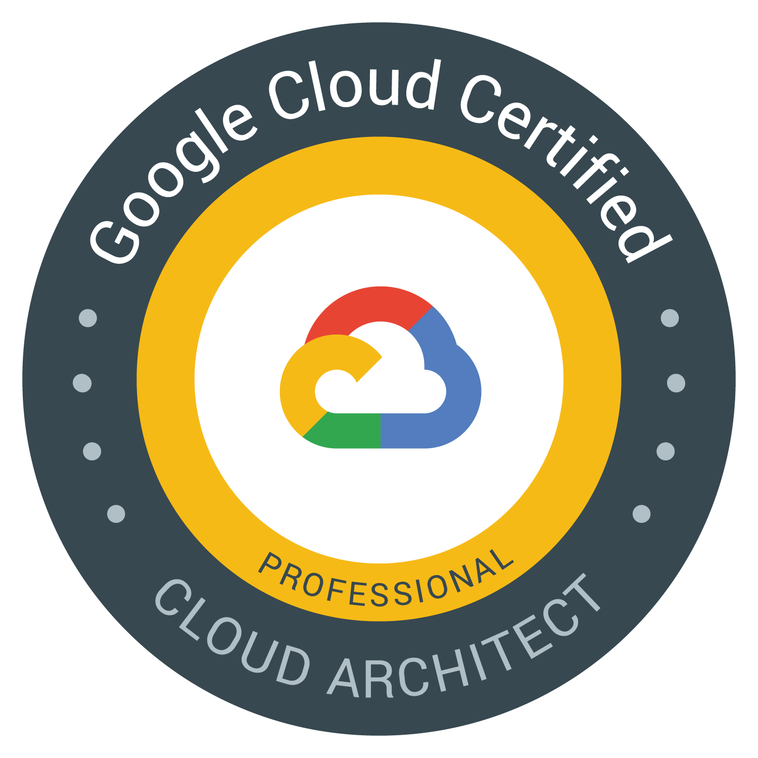 Professional Cloud Architect